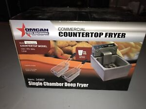 Countertop Fryer (Brand New)