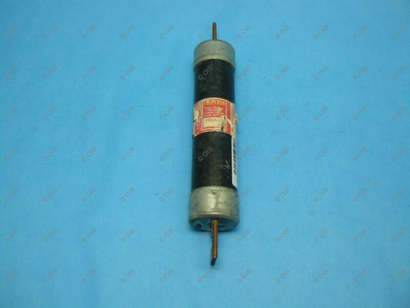 Bussmann FRS-R-100 Time-delay Fuse Class RK5 100 Amps 600 VAC/300 VDC Tested