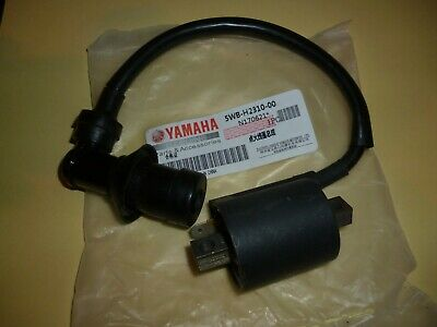 NEW <em>YAMAHA</em> YBR125 YBR HT IGNITION COIL 2002 2013 SINGLE SPADE