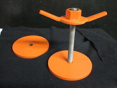 Abrasive Disc Sanding Disc Grinding Storage Flattening Press Orange Krusher