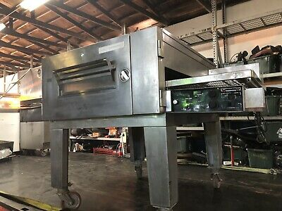 Lincoln Impinger Conveyor Pizza Oven Model 1600-060 In Gas