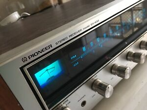 Pioneer SX 434 75 Watts Stereo Receiver. Serviced.