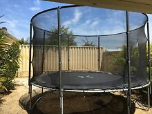 ***Springless 12 Foot Trampoline*** Joondalup Joondalup Area Preview