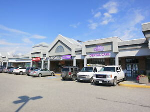 Retail space for lease - #105D Fruit Union Plaza