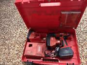 Hilti Cordless 18V Hammer Drill Currumbin Waters Gold Coast South Preview