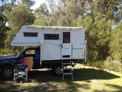 "Slide On ""Cape Country Camper"" Port Sorell Latrobe Area Preview"