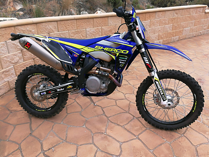 Sherco SEF-R 450 Factory as new trades and finance available