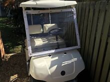 06 Yamaha golf cart with trailer Lawnton Pine Rivers Area Preview