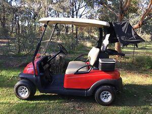 2011 club car golf cart new batteries Bendigo Bendigo City Preview
