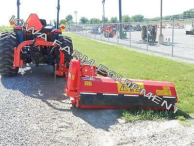 Flail Ditch Bank Side Trim Verge Mower Maschio Girafetta 180si 70 Cut40-55hp