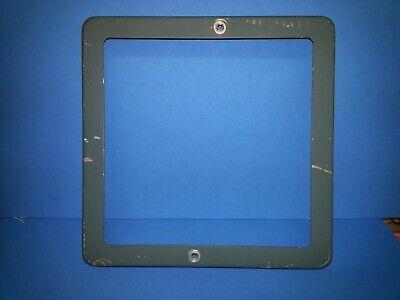 Tektronix Tek 545 B 585 535 500 Series Oscilloscope Fan Shroud Cover 380-018
