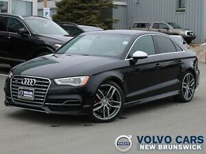 2015 Audi S3 2.0T Progressiv AWD | HEATED LEATHER | SUNROOF