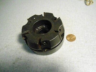 Kennametal 3 Milling Head Cutter Face Mill Kssr-3-sp4-15