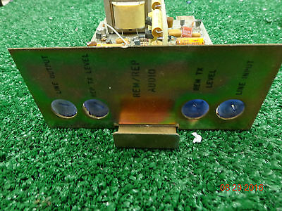 Mastr Ii Master Vhf Uhf Repeater Radio Remrep Audio Cardboard Pl19a129924g B17
