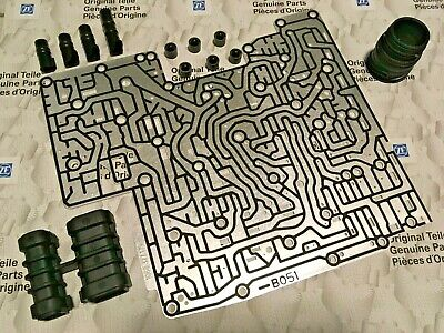 ZF 6HP19,6HP19A  Reparatursatz für Mechatronik ZF Getriebe Dichthülsen,Adapter