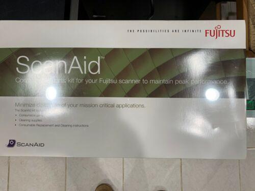 Fujitsu Consumables Cg01000-527601 Scanaid Consumable Kit For Fi-6670 & Fi-6770