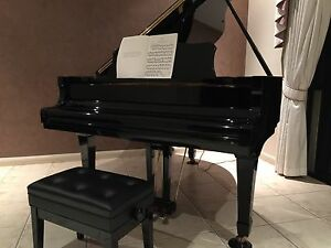 Elegant 6 ft Grand Piano Young Chang Sunnybank Hills Brisbane South West Preview