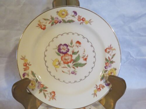 "Paden City Buttercup 6 1/2"" Bread Plates ( 8 ) *"