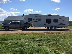 2009 FIFTH WHEEL 34'6