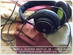 B&O BEOPLAY H6 — VENTE / ÉCHANGE — FOR SALE / TO TRADE !!!
