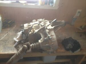 Chevy transfer case