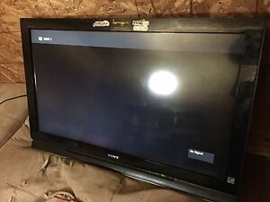 Sony flat screen