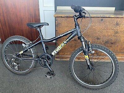 Children's Black Ridgeback MX20 Terrain Bike