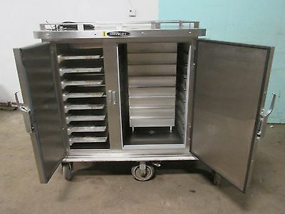 Servolift Eastern Commercial Refrigeratedheated Mobile Food Delivery Cart