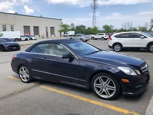 2012 Mercedes 350 Covertible