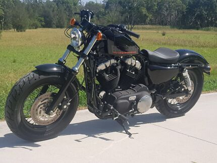 2011 Harley Davidson Forty-Eight (XL1200X)