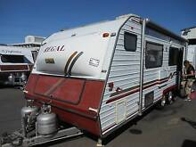 1999 Regal Deluxe Comfrot Tourer, Shower & Toilet Pialba Fraser Coast Preview