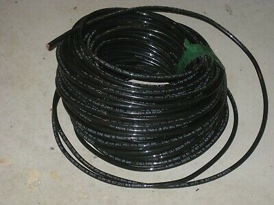 4 Awg Copper Wire Thhn Thwn-2 600v Approximately 175 Cable