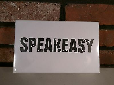 Speakeasy: A Mob-Themed Hidden Role Party Game (Kickstarter) from Waxwing NEW