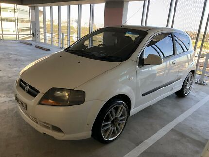 2006 Holden barina TK manual