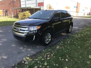 FORD EDGE 2013 SEL, PANORAMIC ROOF, LEATHER,CAMERA