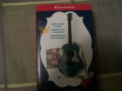 New American Girl Doll Tenney Accessories Nib Adult Collector