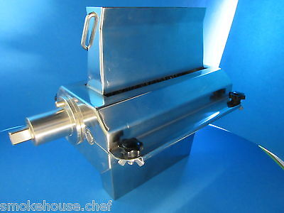 Meat Tenderizer Attachment For Univex Mixer Or Meat Grinder. Fits 12 Hub Drive