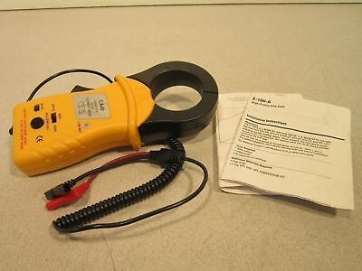 Universal Enterprises Ca40 Clamp-on Acdc Current Probe