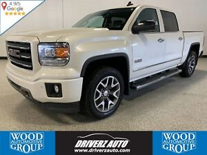2015 GMC Sierra 1500 SLT ALL TERRAIN, REMOTE START, HEATED ST...