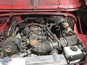 Chev LT1 engine / 4L60E transmission