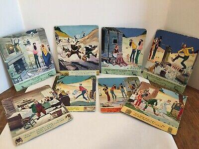 Mountain Boys Paul Webb comic blotters