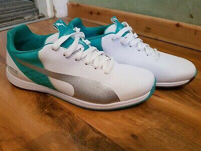 PUMA Mercedes AMG Petronas  Men's Trainers F 1 Sneaker. Adult Sz 9.5 UK. Unworn