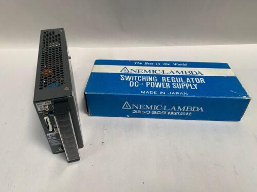 UNUSED Nemic Lambda SR50-12/5G Switching Power Supply (B20)