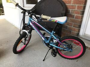 Girls supercycle bike 18 inches