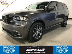 2017 Dodge Durango GT 7 PASSENGER, AWD, REMOTE START
