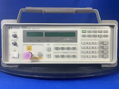 Agilent 85644a Tracking Generator