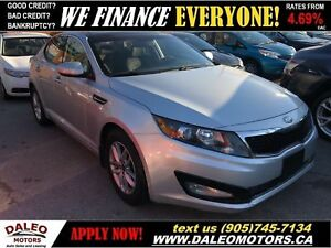 2012 Kia Optima LX (A6)|PANORAMIC SUNROOF|HEATED SEATS|BLUETOOTH