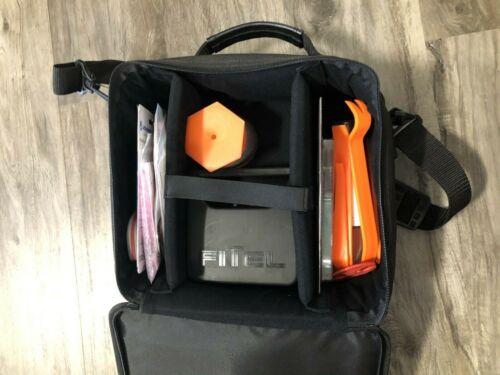 Fitel S326 Optical Fiber Cleaver w/ Multiple Accessories & Case by Furukawa