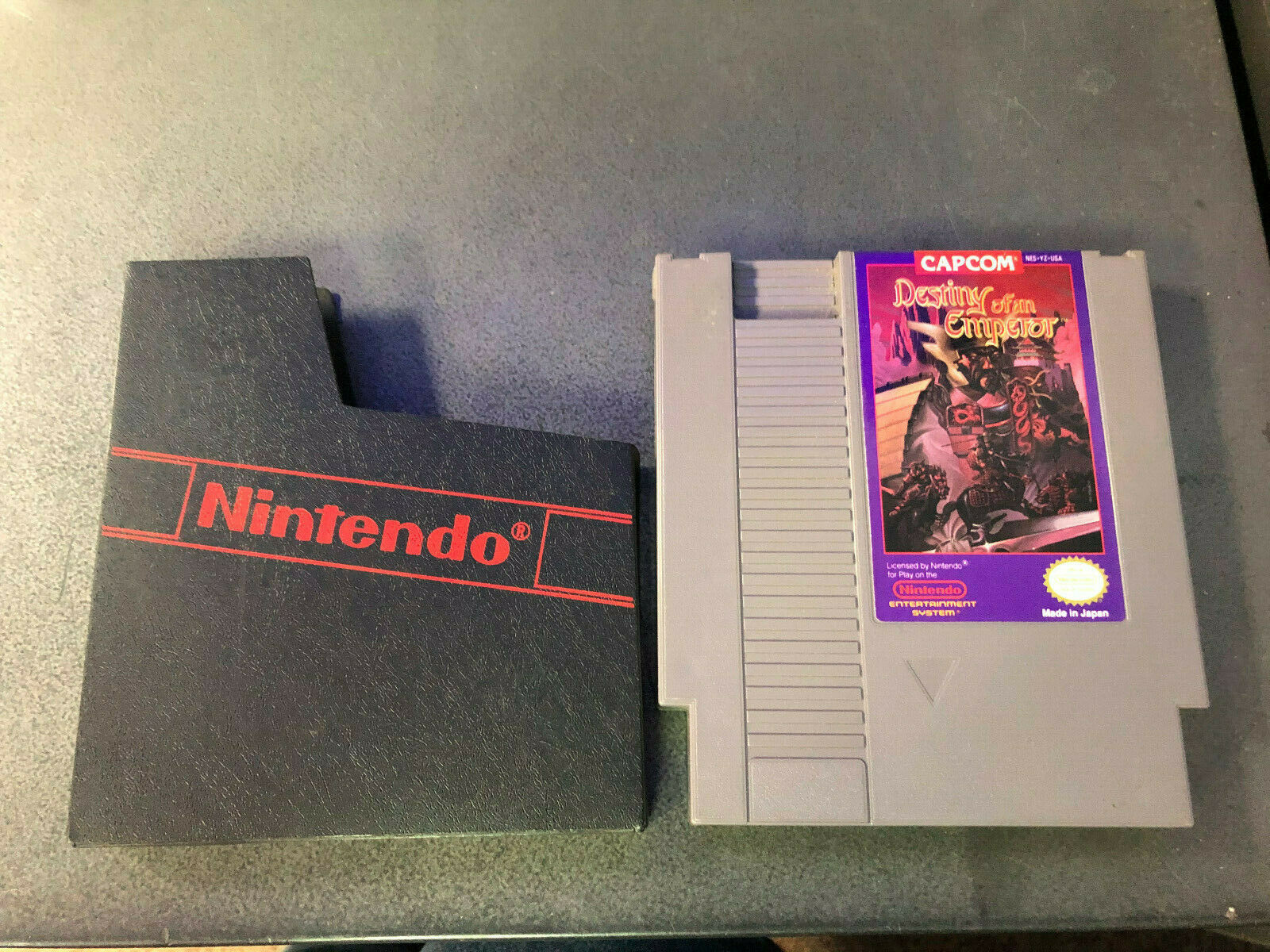 Destiny Of An Emperor Nintendo Entertainment System NES, 1990 Authentic RARE - $31.00