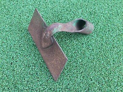 Vintage Garden Hoe Head Cultivator Onion Hoe Weeder Allotment Old Tool